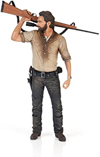 The Walking Dead TV - Rick Grimes Deluxe 25cm Fig. [German Version]