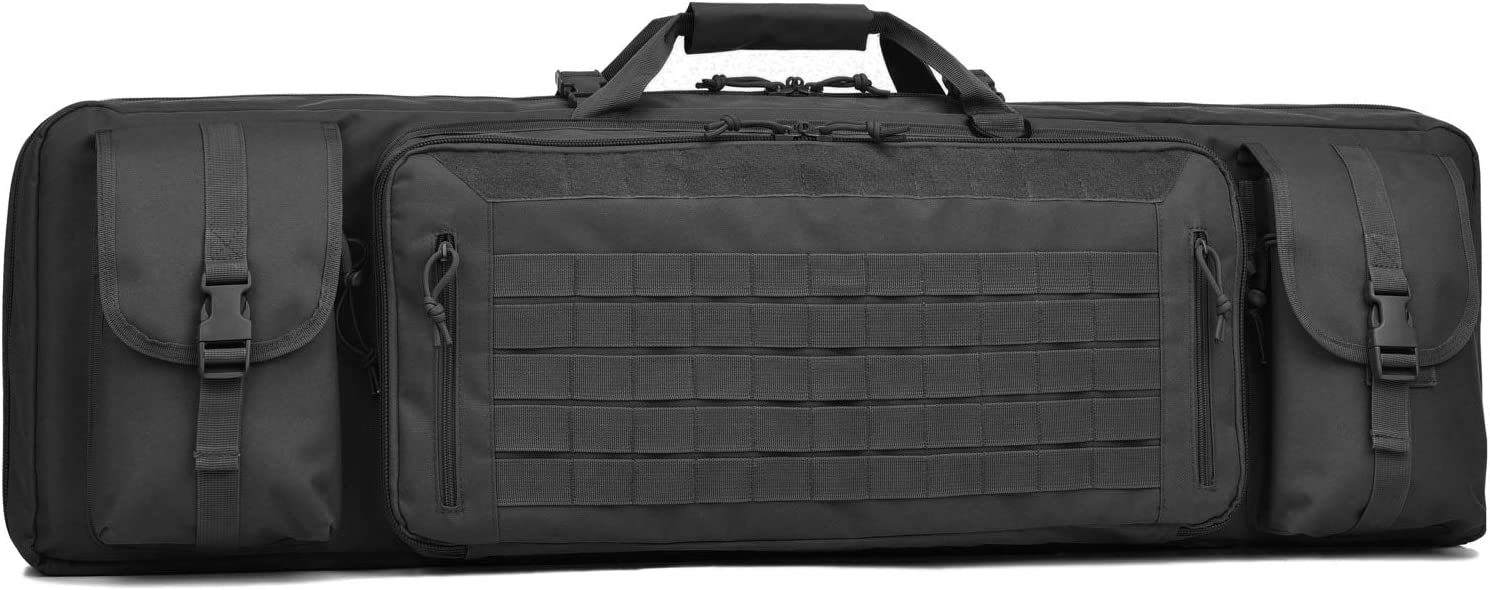 BOW-TAC Surprise price Double Long Rifle Max 65% OFF Gun P Tactical Backpack Bag Case