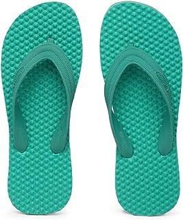 PARAGON Men's Green Flip-Flops-10 UK (44.5 EU) (A1HW0028GGRN00010G110)