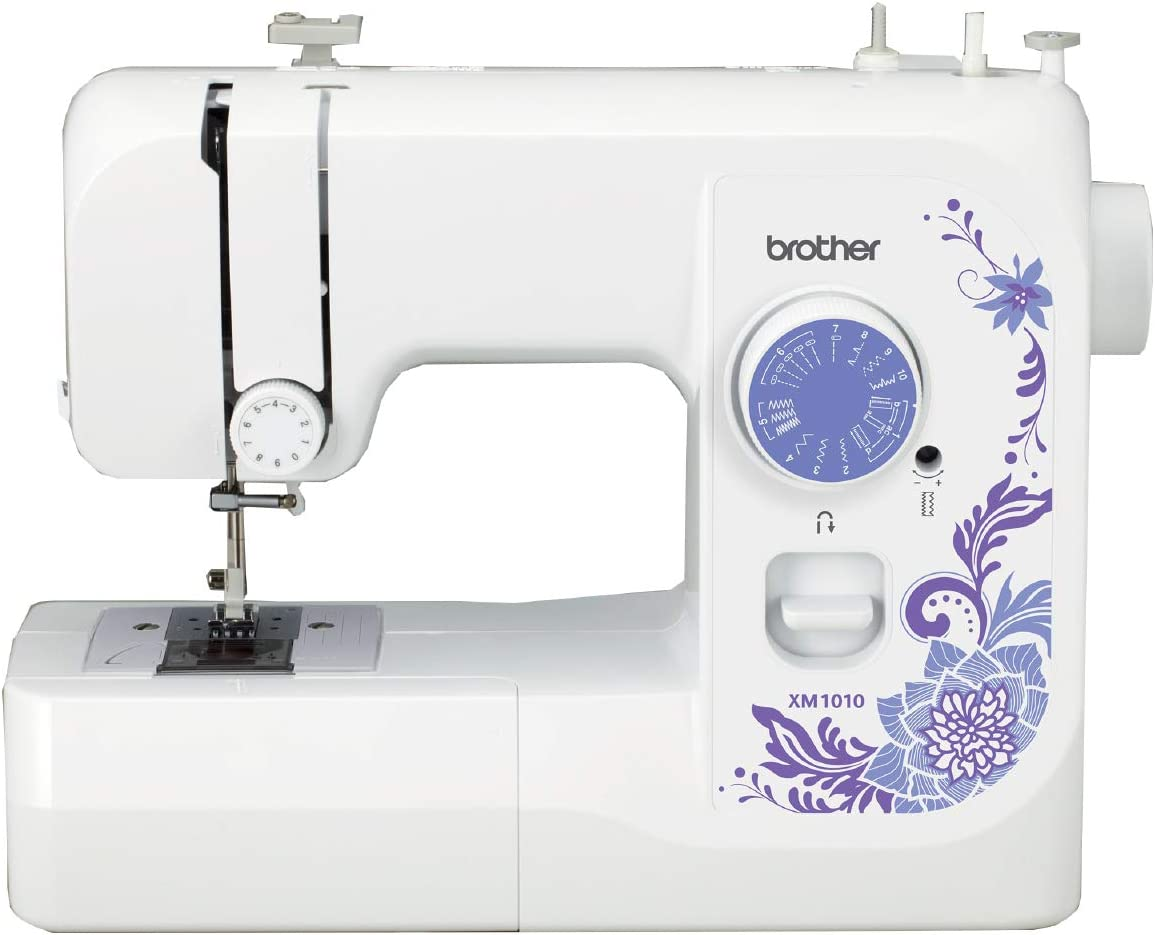 overseas Brother Sewing Machine XM1010 10 Stitches Built-in 4 Included Very popular