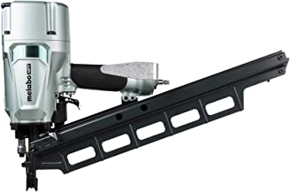 Metabo HPT Pneumatic Framing Nailer | 2-Inch up to 3-1/4-Inch Plastic Collated Full Head..