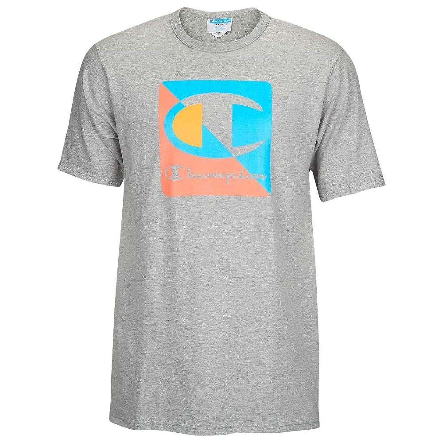 引き付けるリダクター人間(チャンピオン) Champion メンズ トップス Tシャツ Graphic Short Sleeve T-Shirt [並行輸入品]