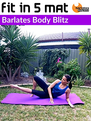 Barlates Body Blitz Fit in 5 Mat Inner Thighs