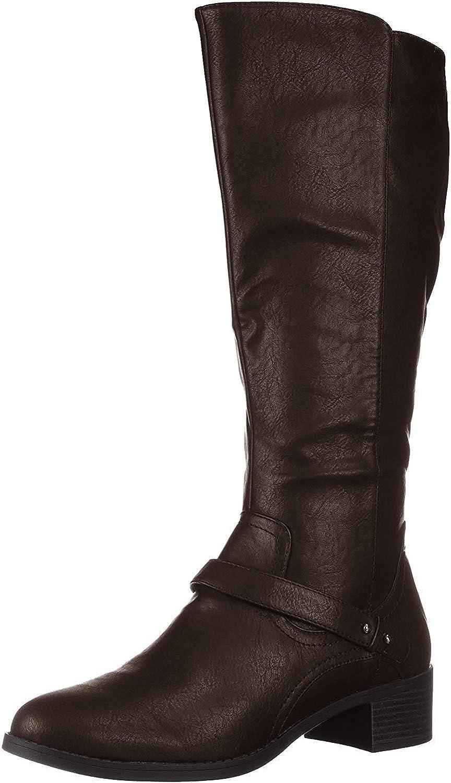 Easy Street Women's Jewel Mid Calf Boot