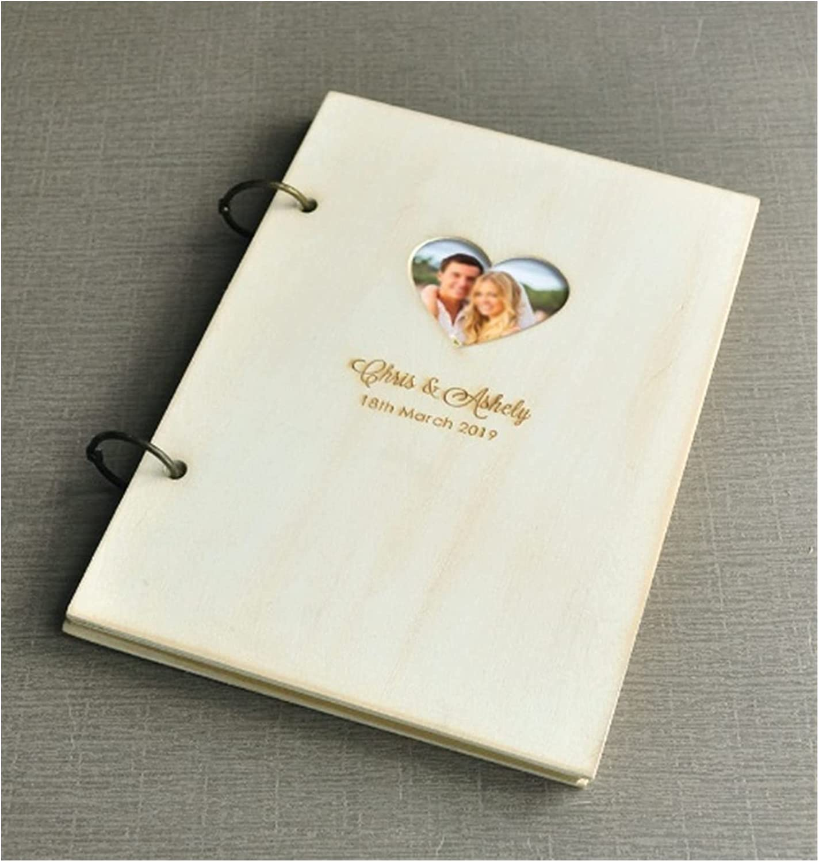 Arlington Mall Cheap bargain HUMINGG Wedding Guest Book Photo Gu Guestbook Customized