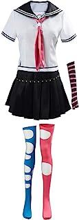 UU-Style Danganronpa Mioda Ibuki Cosplay Costume High School Uniform Outfit
