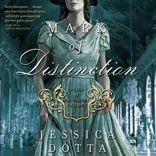 Mark of Distinction audiobook cover art