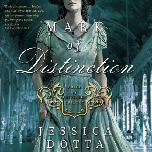 Mark of Distinction audiobook cover art