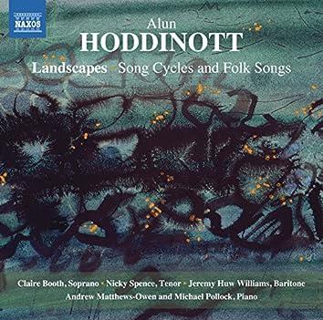 Hoddinott: Landscapes