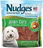 Nudges Health & Wellness Chicken Jerky Dog Treats, 36 Ounce