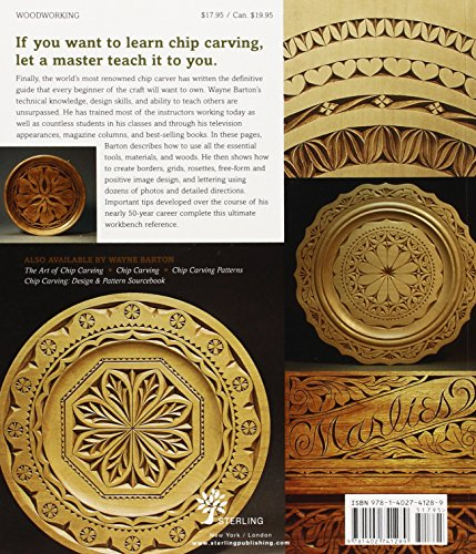 Complete Guide to Chip Carving, The