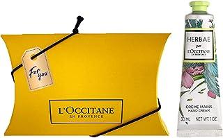 ロクシタン(L'OCCITANE) エルバヴェール ハンドクリーム 30ml ギフトBOX入り セット 30ml