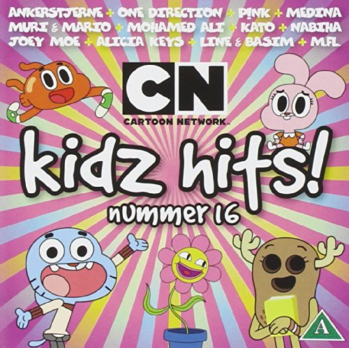 Kidz Hitz! Vol.16 (Cartoon Network)(CD+DVD)