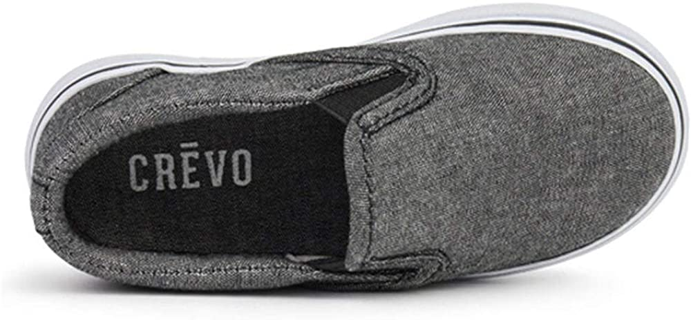 Crevo Boys Boonedock Toddler Dress Dress Shoes Shoes,