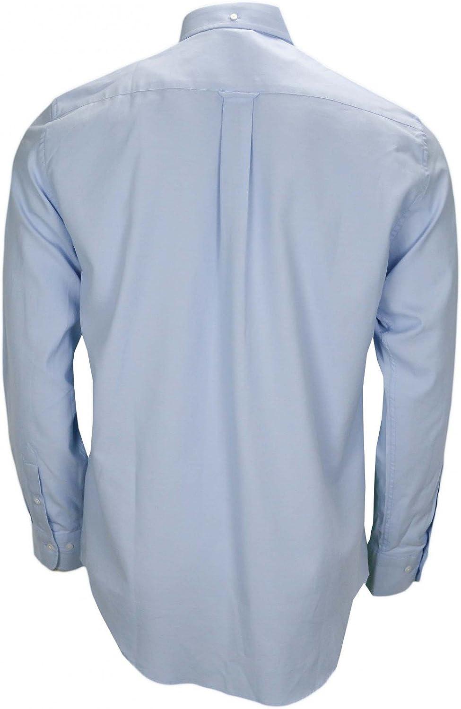 GANT Tech Prep Wool Shirt Camisa para Hombre