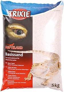 comprar comparacion Trixie Arena básica para Terrarios, 5 kg, Blanca