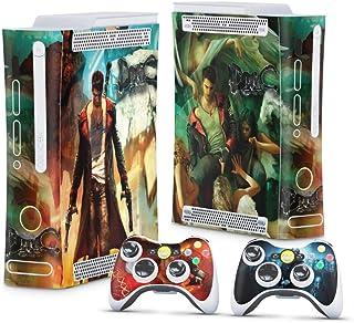 Skin Adesivo para Xbox 360 Fat Arcade - Devil May Cry 5