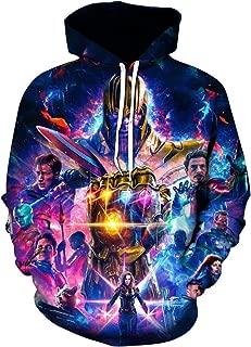 Spiderman Jacket Avengers Endgame Poster Costume Avengers Endgame Hoodie Spider-Man Sweatshirt