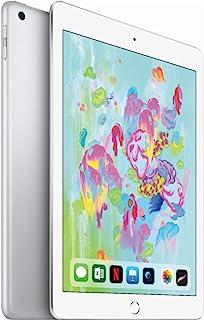 Apple iPad (第6世代) Wi-Fi + Cellular 32GB シルバー SIMフリー (整備済み品)