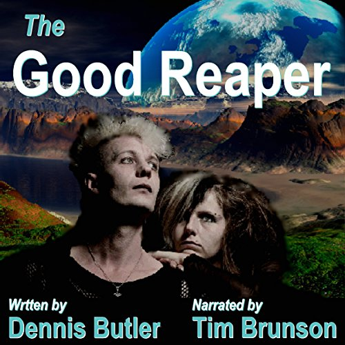 The Good Reaper audiobook cover art