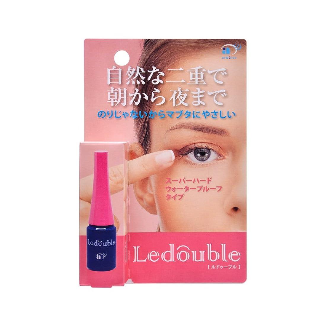 コントローラ口述観光に行くLedouble [ルドゥーブル] 二重まぶた化粧品 (2mL)