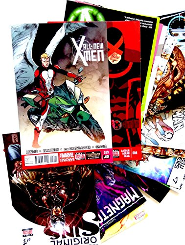 comic packs marvel - 1