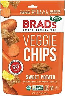 Brad's Raw, Chips Sweet Potato Organic, 3 Ounce