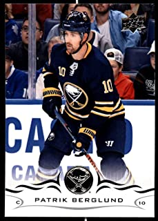2018-19 Upper Deck Hockey Series Two #273 Patrik Berglund Buffalo Sabres Official UD NHL Trading Card