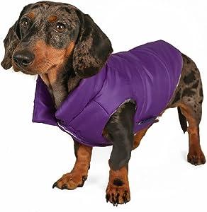 Dog Jacket and Reversible Cold Weather Dog Coat