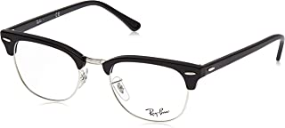 Ray-Ban Unisex-Adult RX5154 Rx5154 Clubmaster Square Eyeglass Frames