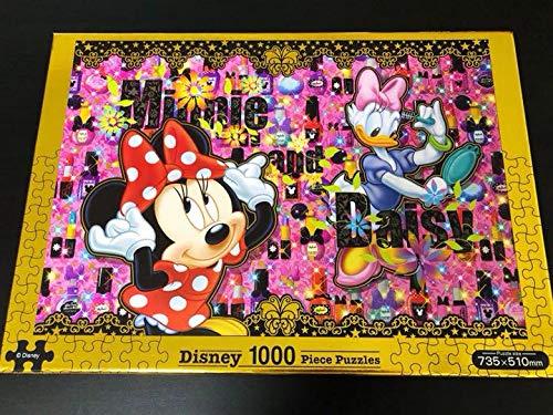 ディズニー ジグソーパズル 1000ピース ミニー&デイジー