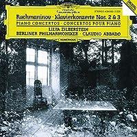 Piano Concertos 2 & 3 by ZILBERSTEIN / BERLIN PHIL ORCH / ABBADO (2008-09-02)