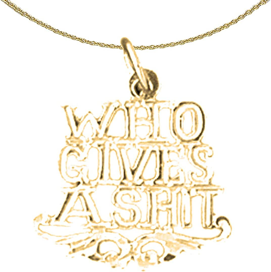Jewels Brand Cheap Sale Venue Obsession Silver Direct sale of manufacturer Saying Gold-plated 14K Necklace Yellow