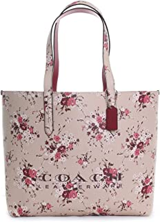 Women's Floral Print Coach Highline Tote