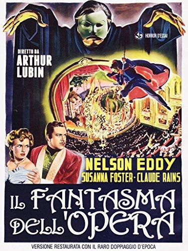 Il Fantasma Dell'Opera (1943 - Phantom Of The Opera)
