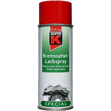 Auto K Kwasny 233 074 Special Bremssattel Lackspray Rot 400ml Auto