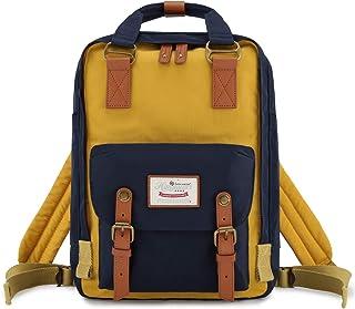 "Himawari School Waterproof Backpack 14.9"" College Vintage Travel Bag for Women,14 inch Laptop for Student"