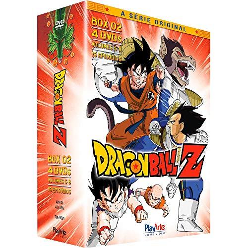 Dragon Ball Z Box 2 Volume 5-8