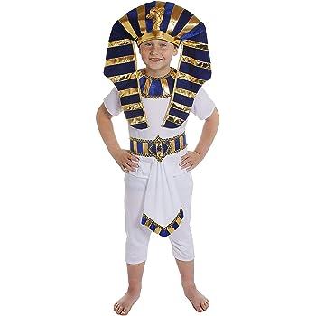 I LOVE FANCY DRESS LTD Disfraz de faraón Egipcio para niño ...