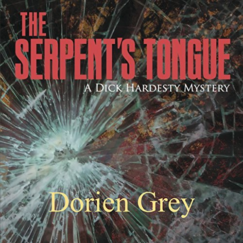 The Serpent's Tongue audiobook cover art