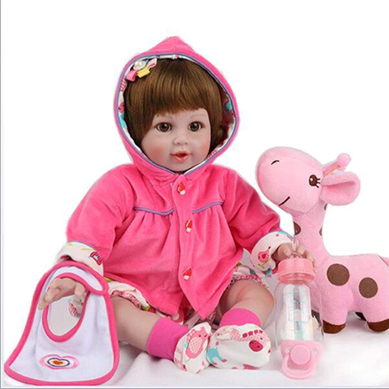 Vuelta de 10 dias Candyana Reborn muñeca 55 cm recién Nacido bebé Realista Realista Realista Vinilo Silicona Hechos a Mano Niños Regalo muñecas  para proporcionarle una compra en línea agradable
