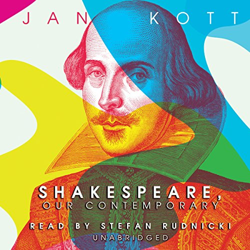 Shakespeare, Our Contemporary audiobook cover art