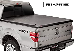 UnderCover Classic One Piece Truck Bed Tonneau Cover | UC2130 | fits 2009-2014 Ford F-150 6.5ft Short Bed Ext/Crew