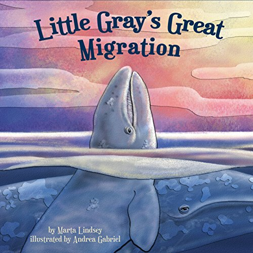 Little Gray's Great Migration  Audiolibri