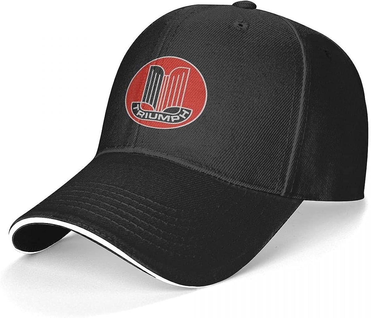 Triumph Spitfire Logo Baseball Cap, Dad Cap, Truck Driver Cap, Classic Adjustable.