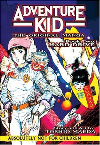 Adventure Kid Original Manga 2: Hard Drive