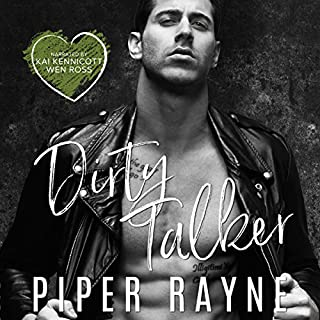 Dirty Talker     A Single Dads Club Romance              By:                                                                                                                                 Piper Rayne                               Narrated by:                                                                                                                                 Kai Kennicott,                                                                                        Wen Ross                      Length: 6 hrs and 23 mins     2 ratings     Overall 4.0