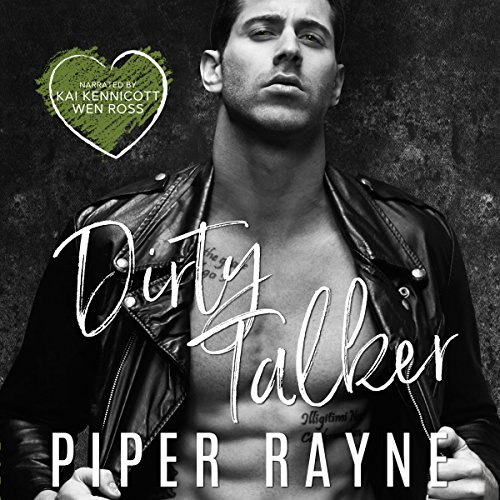 Dirty Talker Audiobook By Piper Rayne cover art