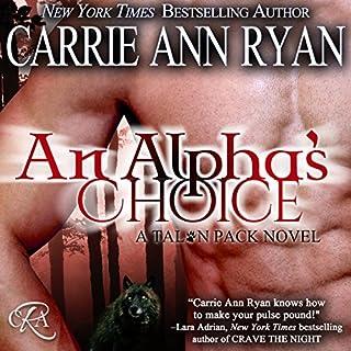An Alpha's Choice audiobook cover art