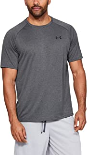 Under Armour UA Tech 2.0 Short Sleeve Tee, Light and Breathable Sports T-Shirt, Gym Clothes With Anti-Odour Technology Men
